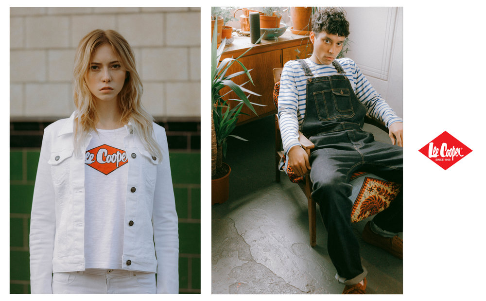 Lee Cooper SS18 produced by The Rig Out