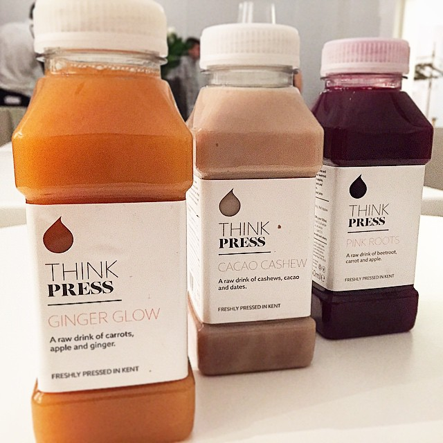 Enjoyed a fantastic evening at the launch event of @thinkfoodsuk last night. Their website is now live, so be sure to check it out to get your hands on some of the best tasting cold pressed juice around #thinkpress #kent #coldpress #fresh #natural #cleanse