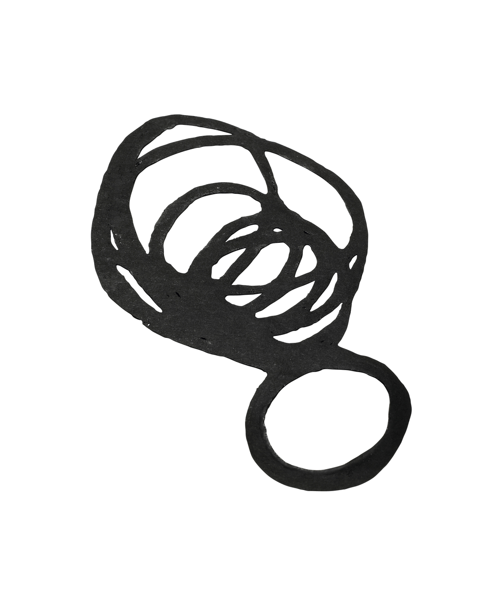 squiggle - ring