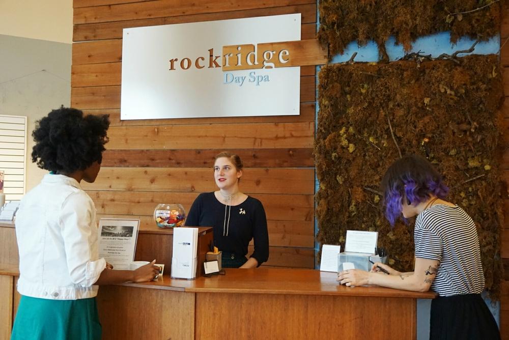 Money and Mimosas: Rockridge Day Spa