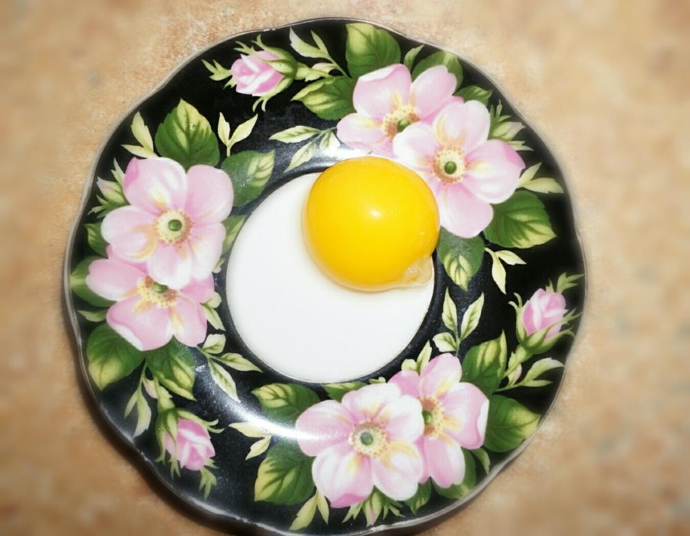 Money and Mimosas: Egg Facial