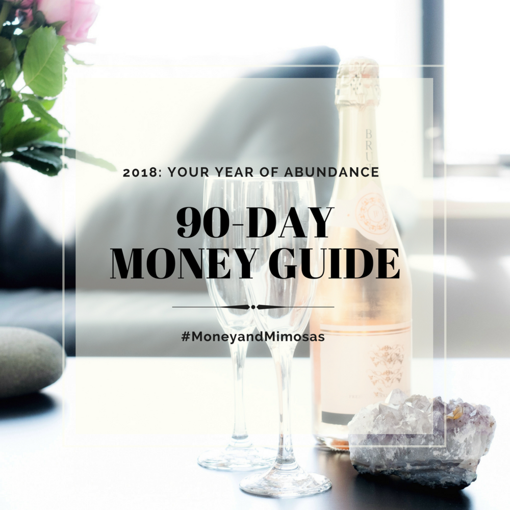 Yay, you're in! - Click the button below for your 90-day money guide.