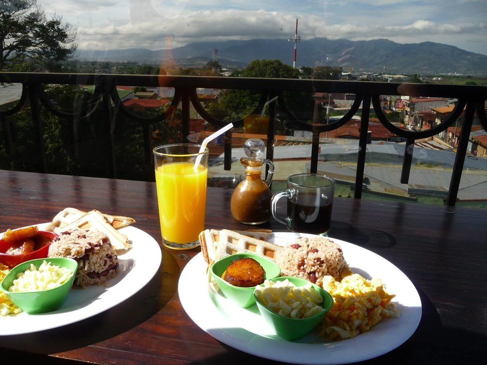 Costa Rica on Money & Mimosas