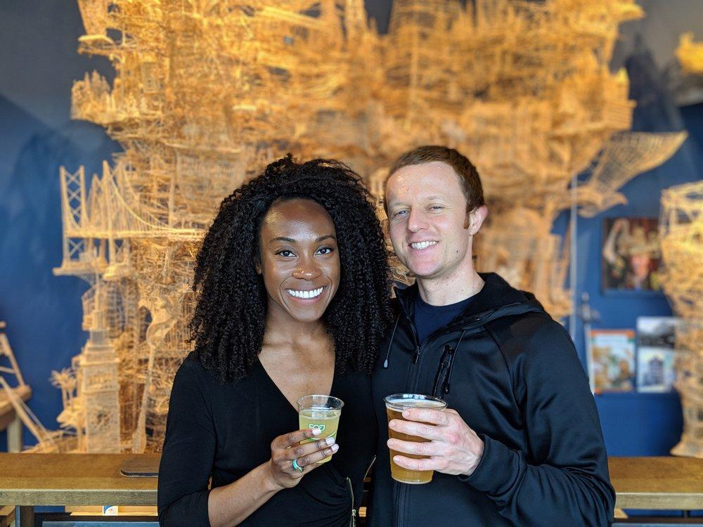 Money & Mimosas at the Exploratorium