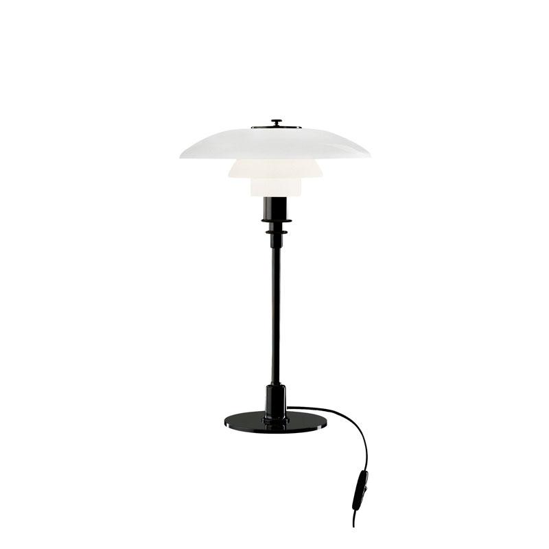 Louis Poulsen sin bordlampe PH 2/3 med svart stett harståttpå ønskelisten min en stund.Den ser jeg på som luksus... denmå nok stå på ønskelisten en stund til.www.louispoulsen.com