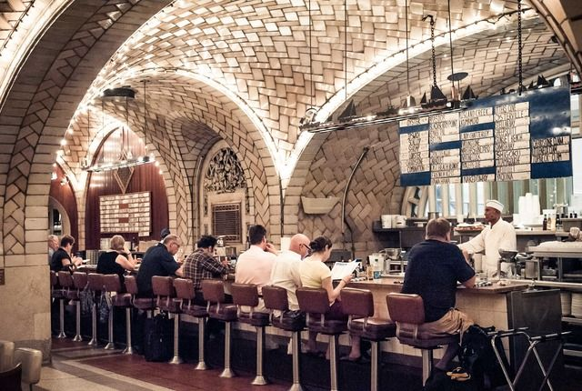 grand central station oyster bar