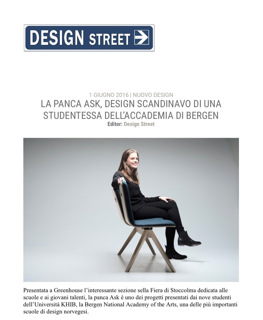 design street italy