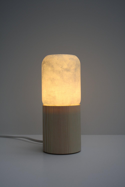 norsk design lampe LED