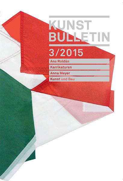 TITELBILD · Ana Roldán · Latin American Flags (Mexico), 2010, gefaltete Flagge, gerahmt, 80x60cm, Courtesy Galerie Annex14, Zürich und Sammlung Ricola Laufen