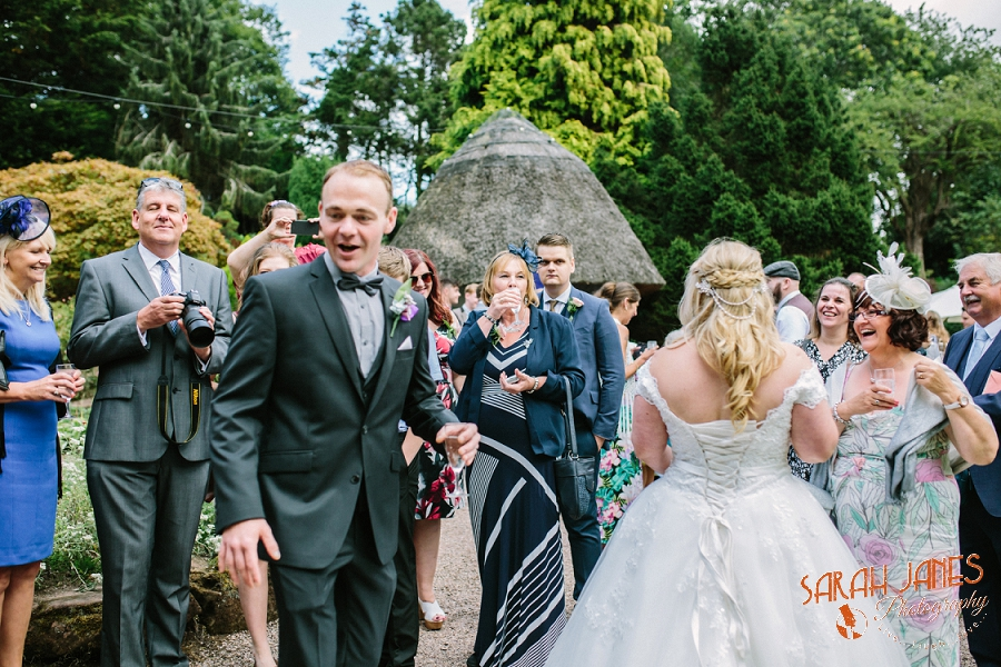 Wedding photography at Ness Gardens, Ness garden wedding, Sarah Janes photography, Documentray wedding photography Wirral_0007.jpg