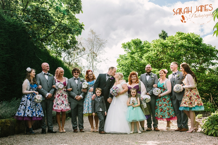 Wedding photography at Ness Gardens, Ness garden wedding, Sarah Janes photography, Documentray wedding photography Wirral_0017.jpg