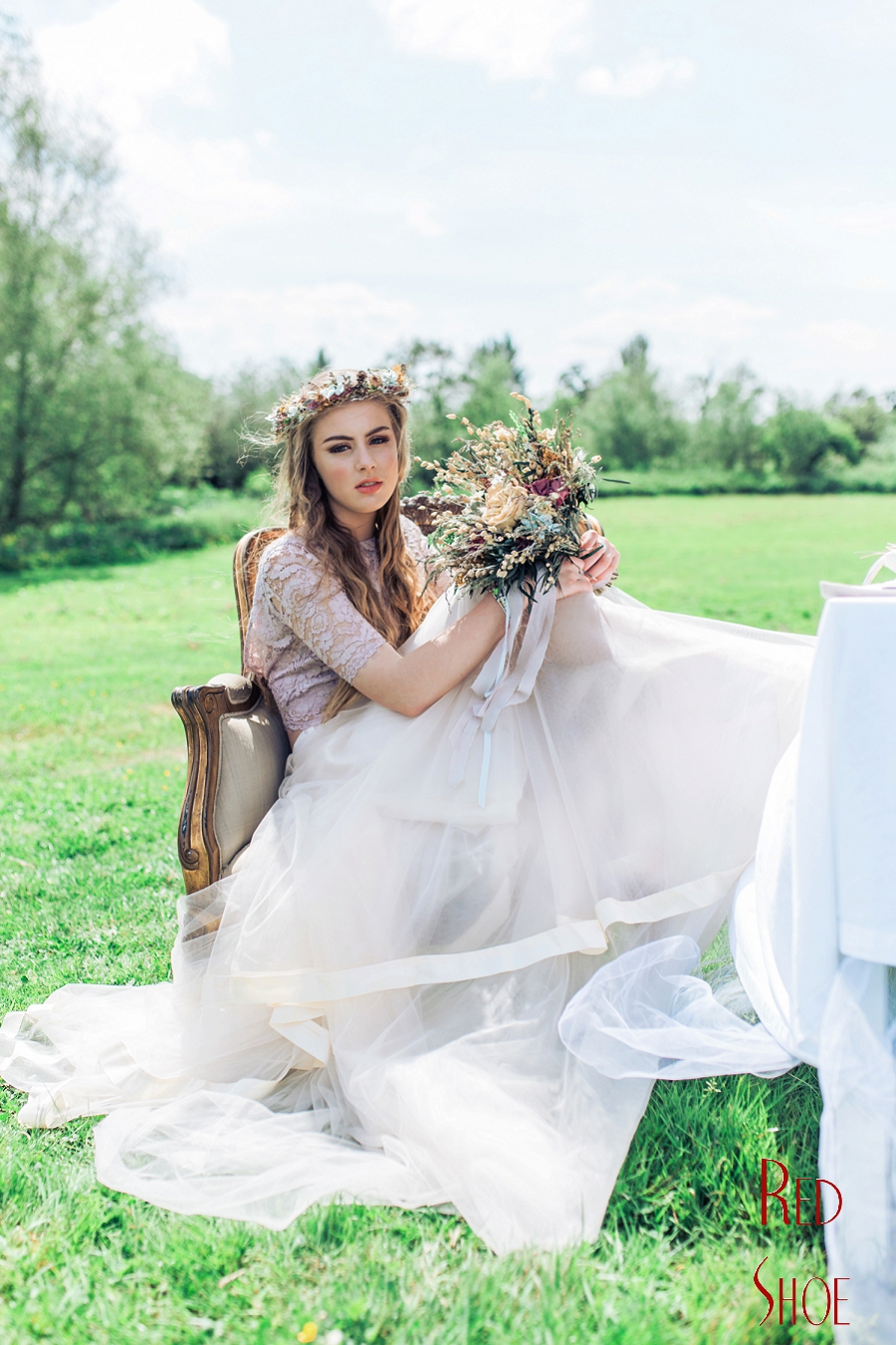 Boho Bride stylised photo shoot — Sarah Janes Photography
