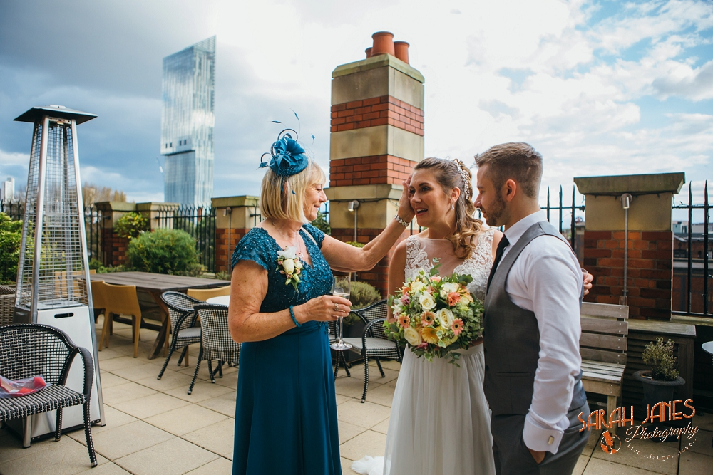 Sarah Janes Photography. Manchester wedding photographer, documentray wedding photographer Manchester, Great John Street wedding photography_0065.jpg