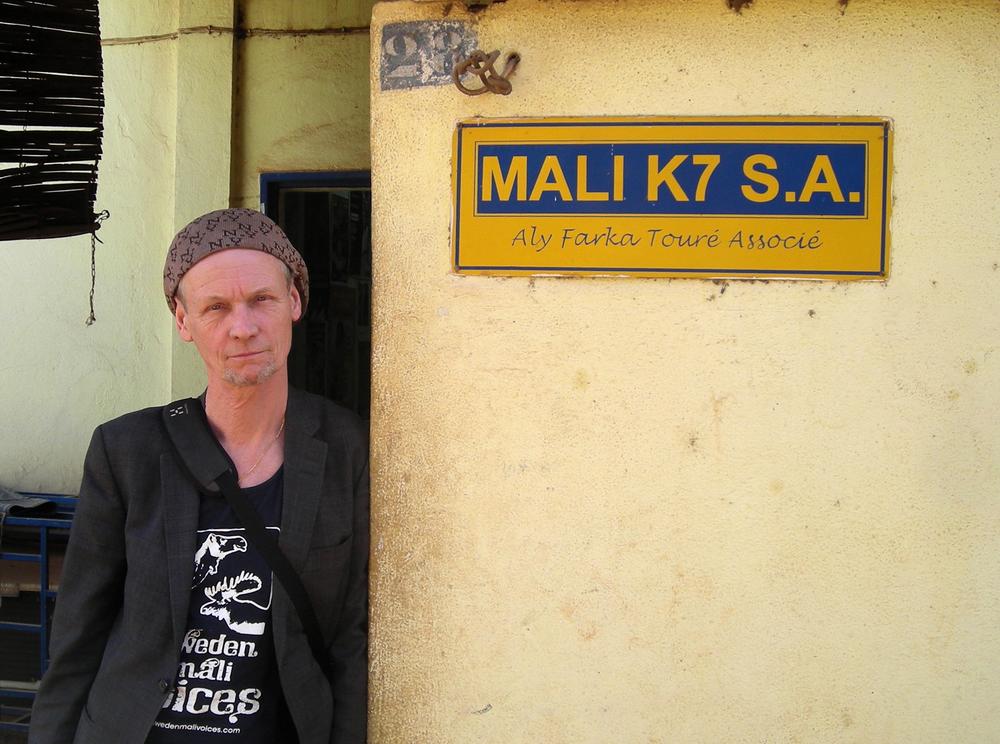 Me in Bamako, dec 2010.