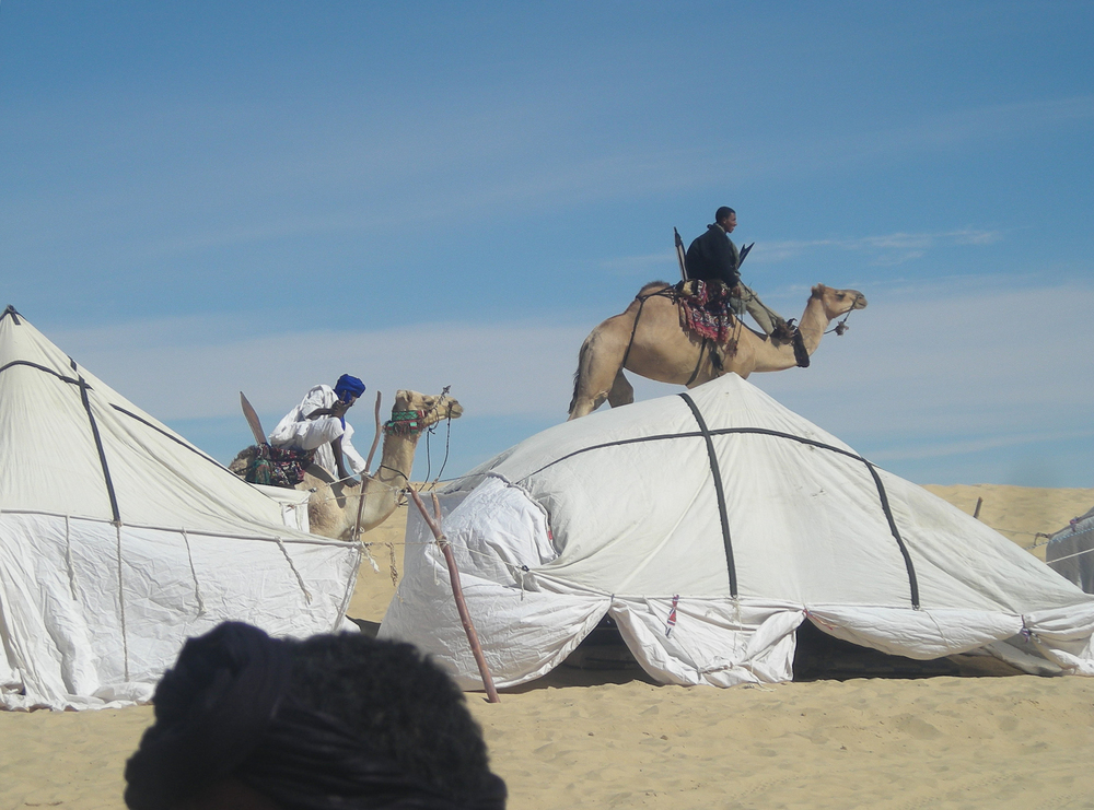 From the desert-festival in Timbuktu, jan 2010.