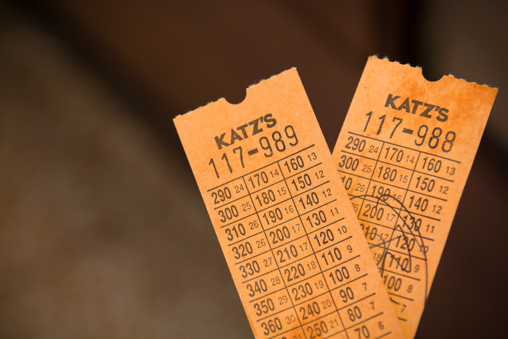 Katz Ticket