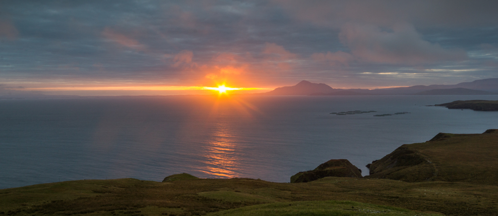 Croagh Patrick Sunrise