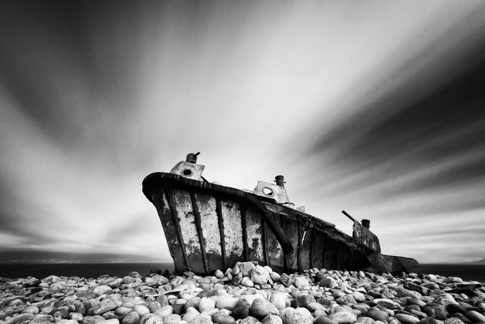 Clare Island ship wreck