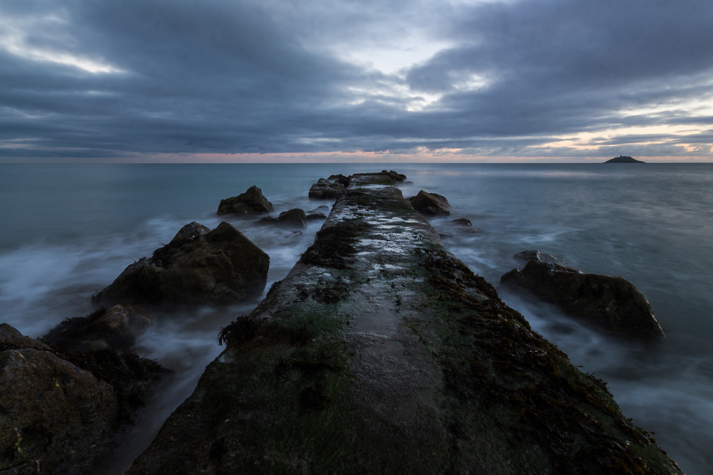 Ballycotton Beach Seascape