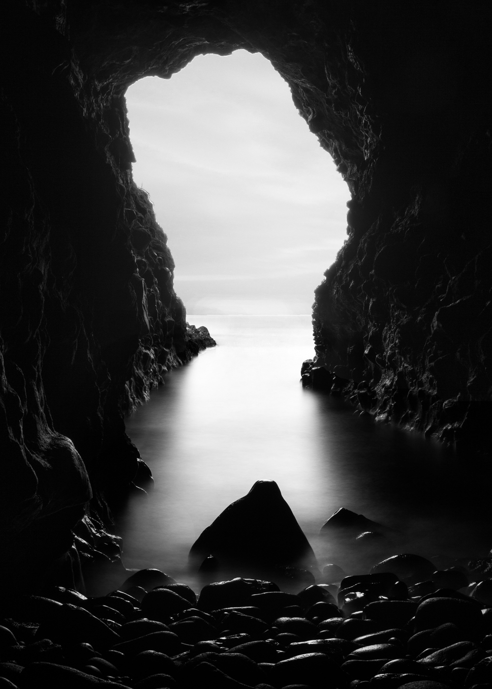 Mermaids Cave, Dunluce