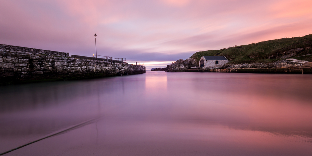 Ballintoy Harbour Sunrise
