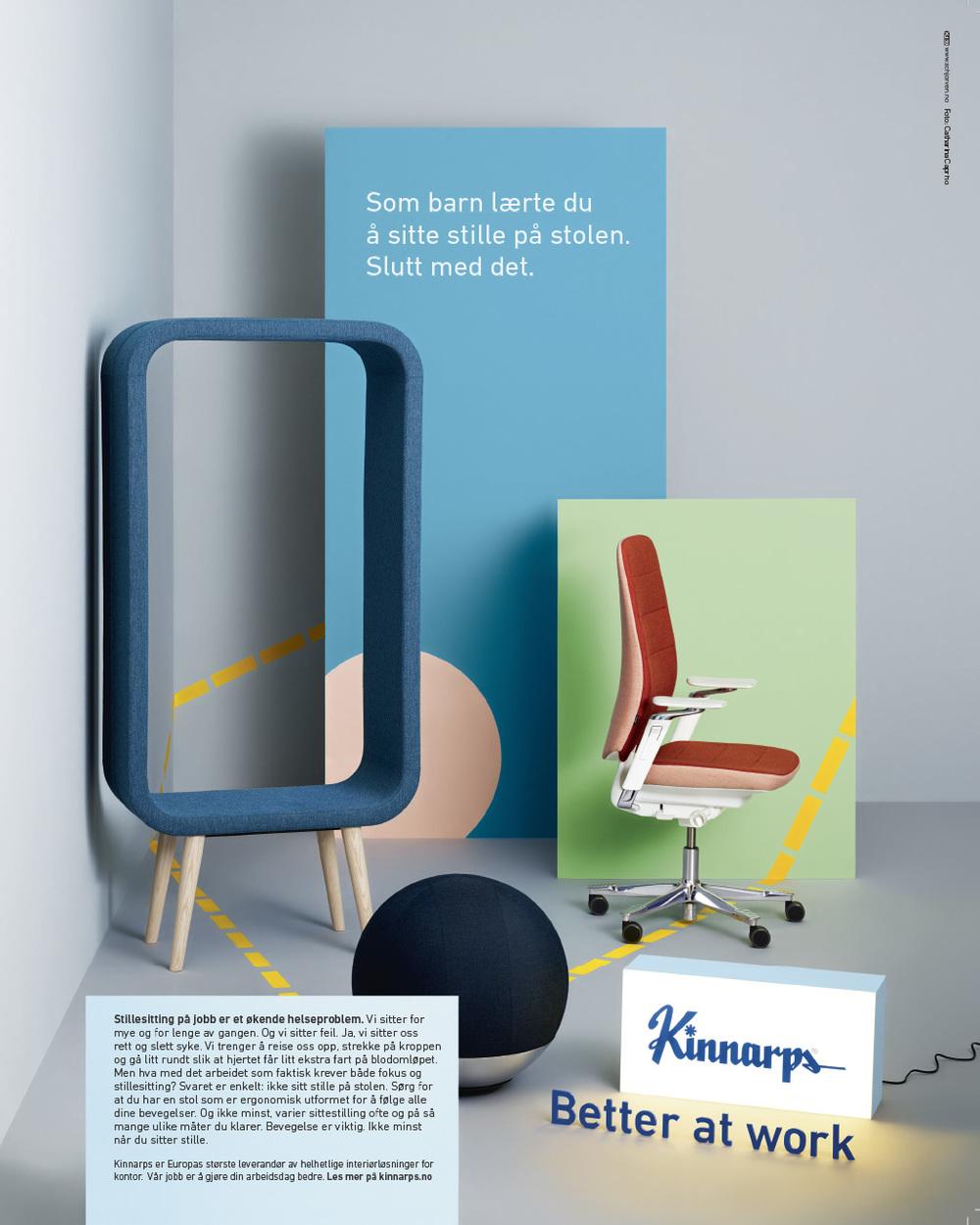 Kinnarps / Schjærven