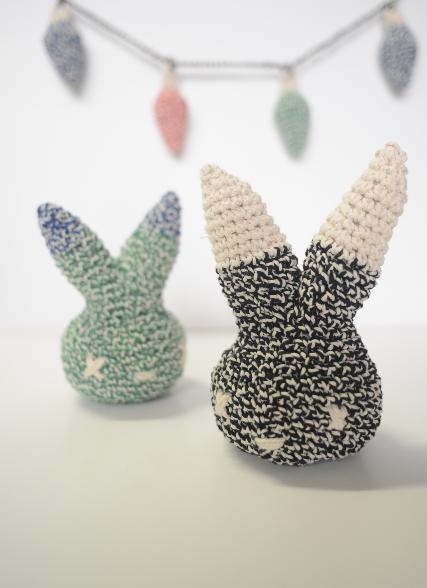 LAPINOUS crochet toys