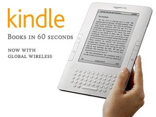Eco-friendly e-reader kindle