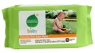 These wipes are better than mose: eco-friendly, soft, and non-soapy.)