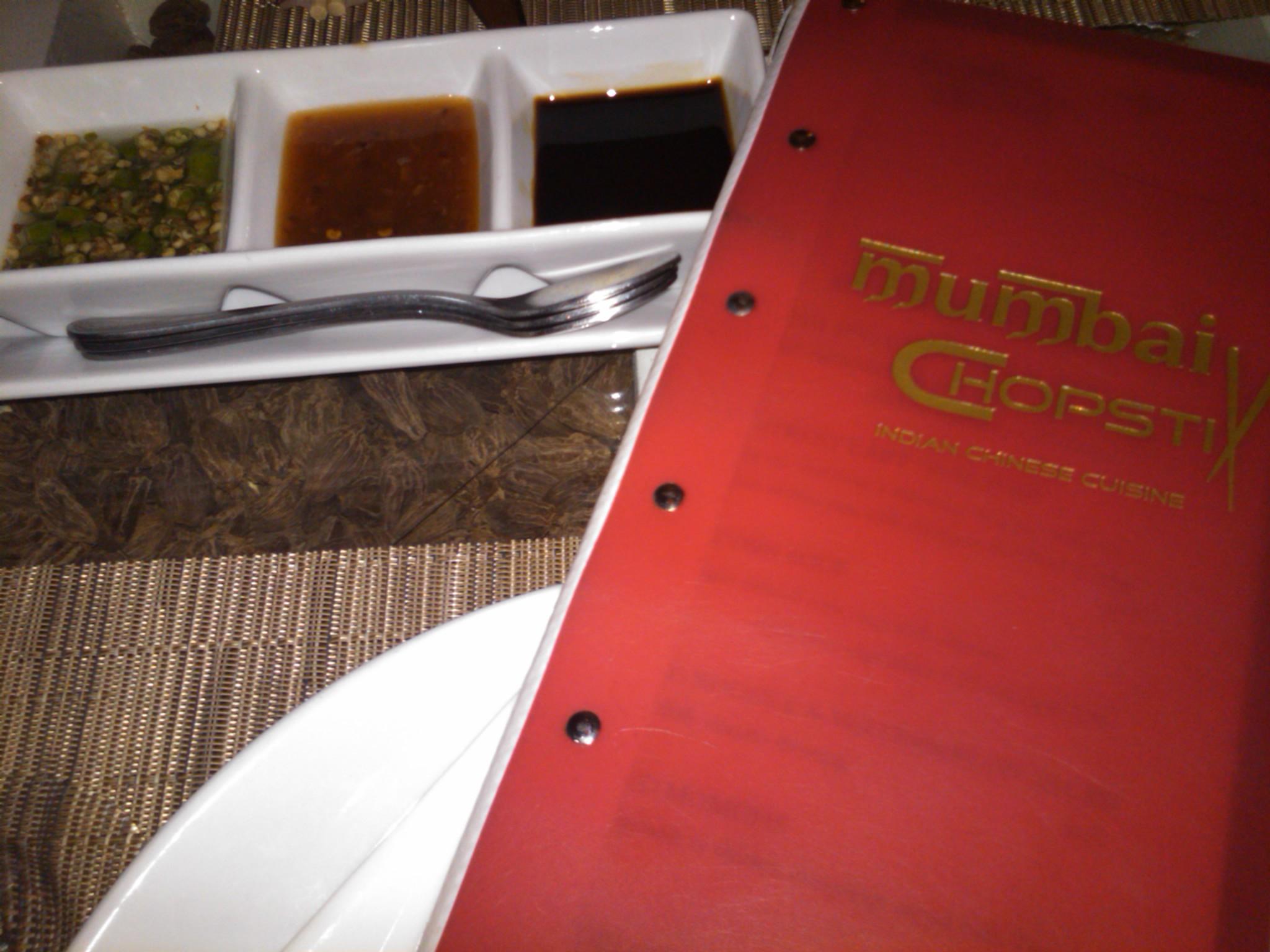 While Mumbai Chopstix wasn't a vegan restaurant, they had tons of delicious vegan options!