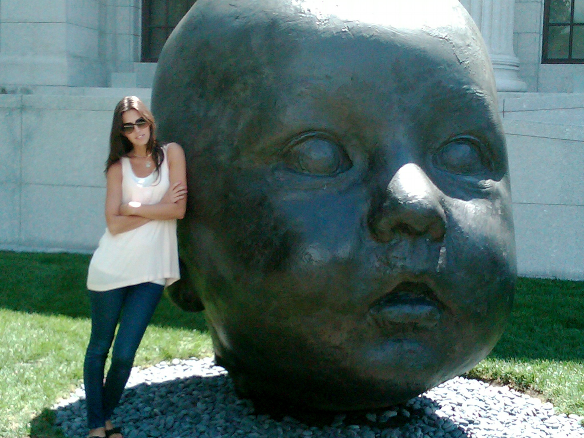 Museum of Fine Arts Sculpture