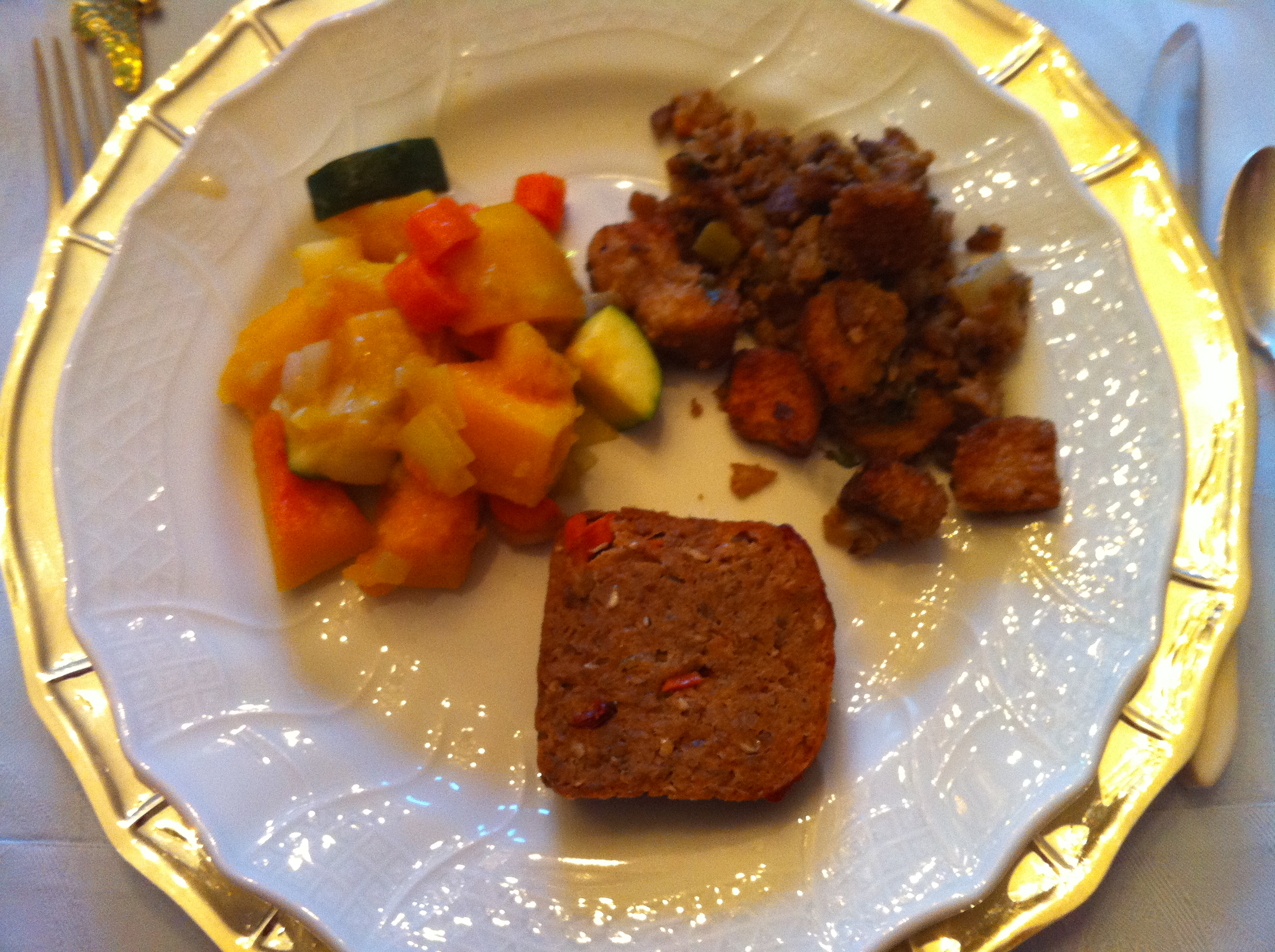 It's easy to do vegan Rosh Hashana or any holiday for that matter!
