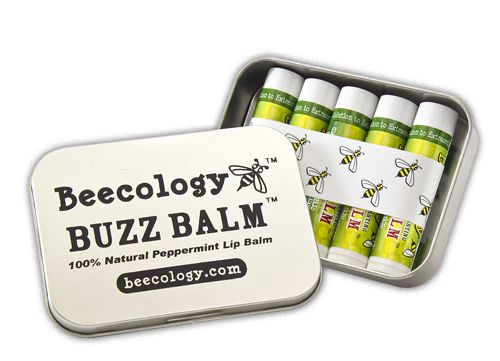 This Beecology lip balm is fantastic and totally chemical free!