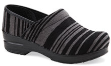 Dansko clogs are so comfortable and totally vegan and great for your feet!