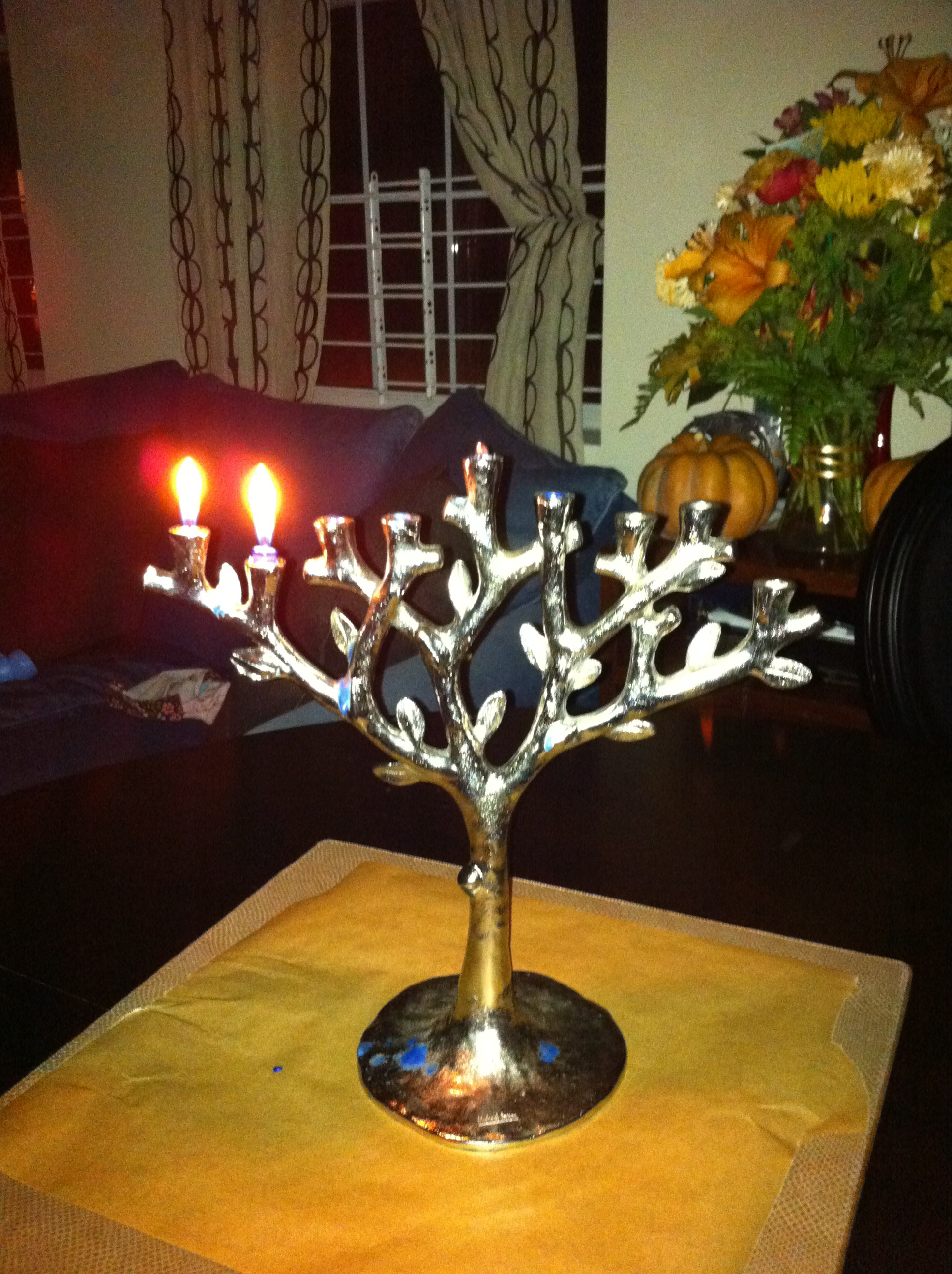 Vegan Hanukah is totally easy.