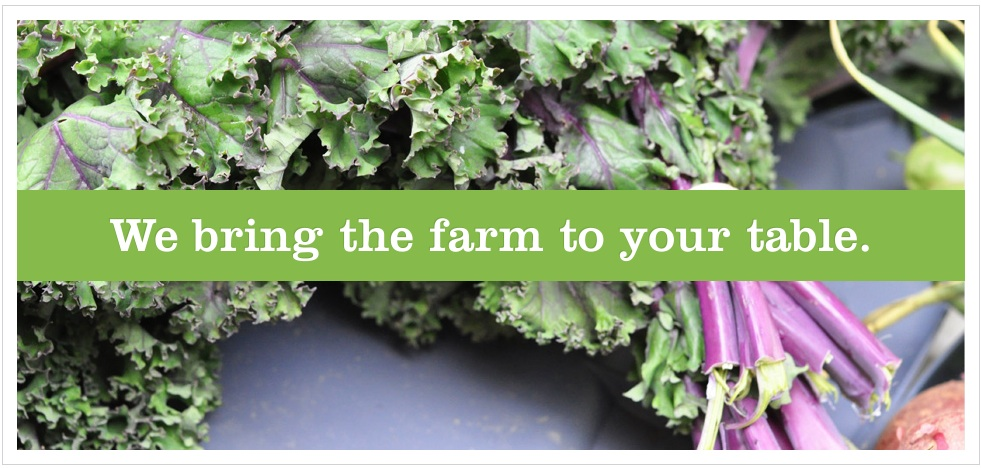 Holton farms CSA bring local, fresh produce and other goods to nyc residents.
