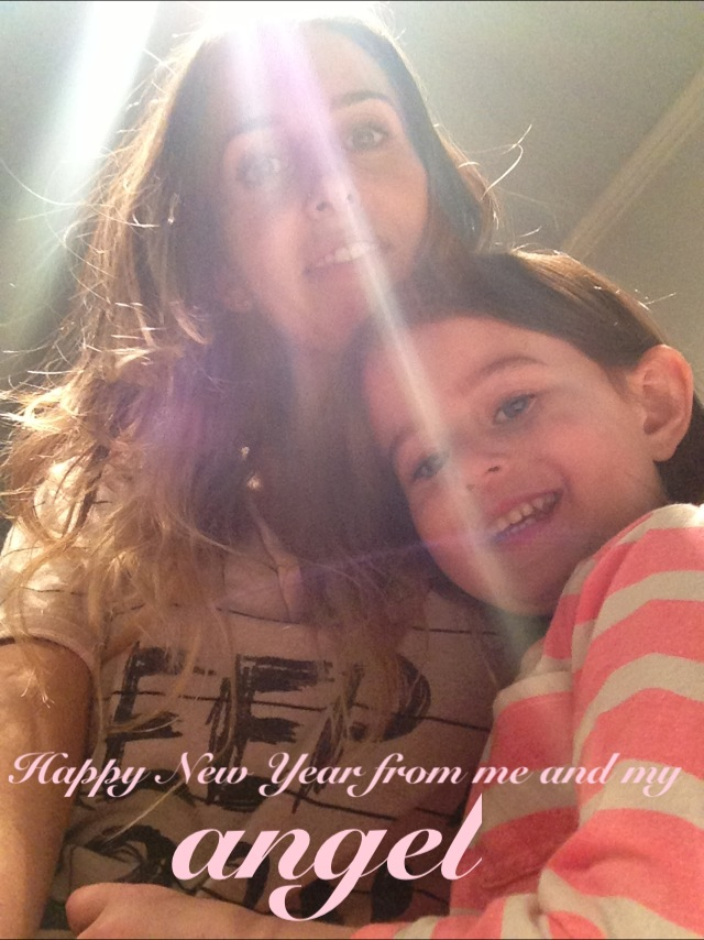 Love Life and Lollipops- Happy New Year from me and my angel
