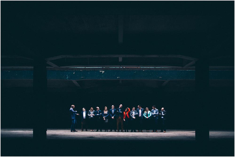 De teamvoorstelling van  JCI 18-28