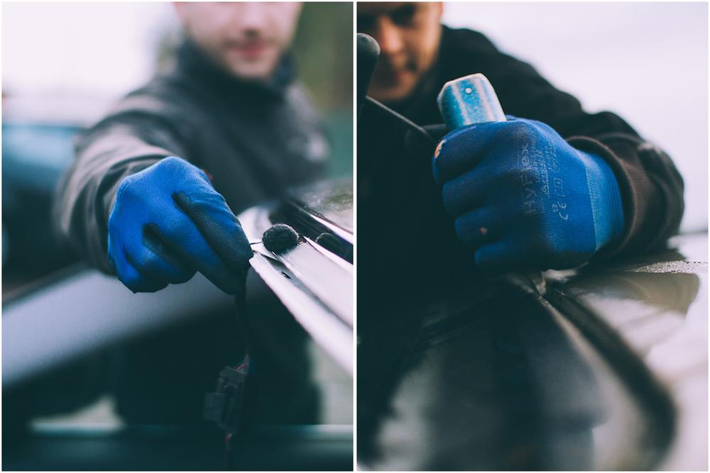 Ruiten vervangen met Sylco autoglass