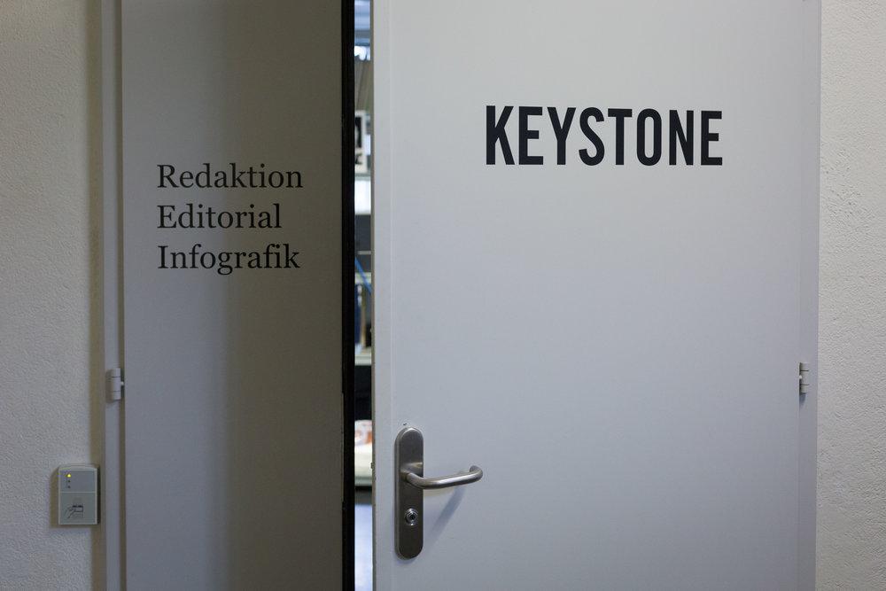 Redaktionsbesuch bei Keystone