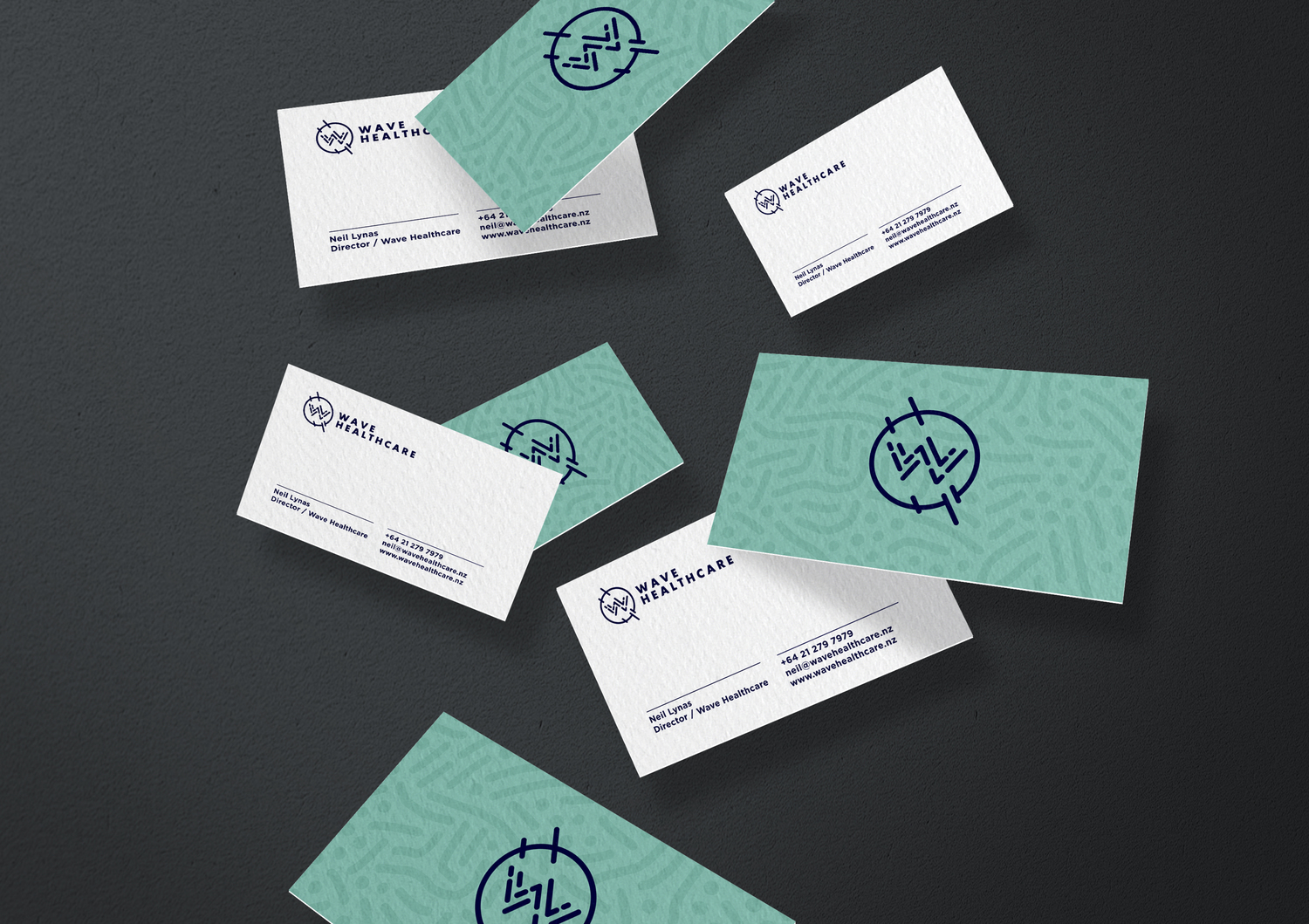 Wave healthcare brand identity about wave healthcare brand prev next colourmoves Images