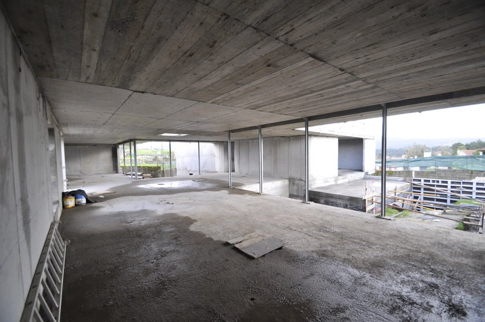 Esposende House Concrete living room.jpg