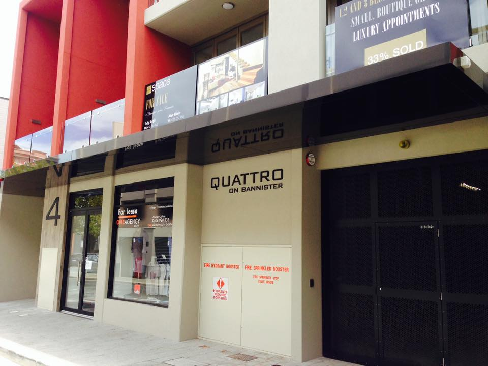 Quattro Apartments, Fremantle