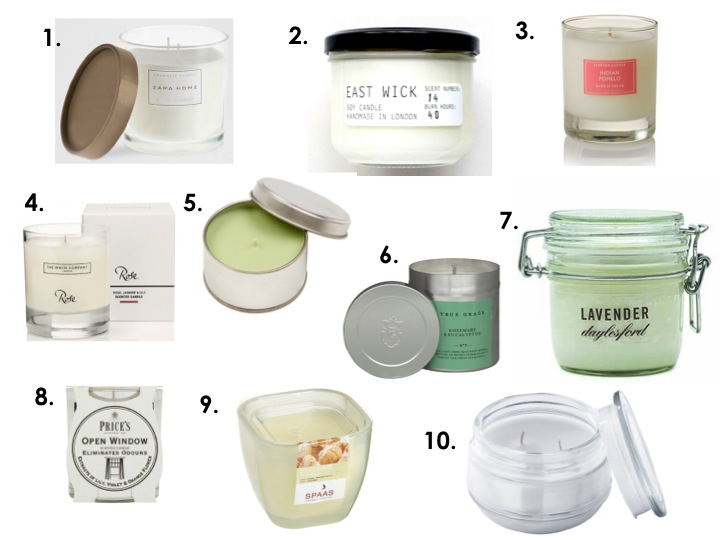 Best Smelling Candles Part - 15: And How To Pick The Best Of The Bunch, You May Wonder, Well You Just Ask  Stella + The Stars, Bien Sûr... Here Are My Top 10 Affordable Scented  Candles.