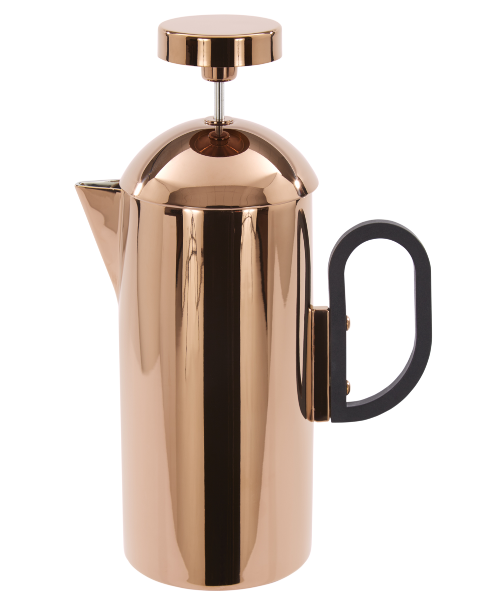 Brew copper cafetiere, £140.