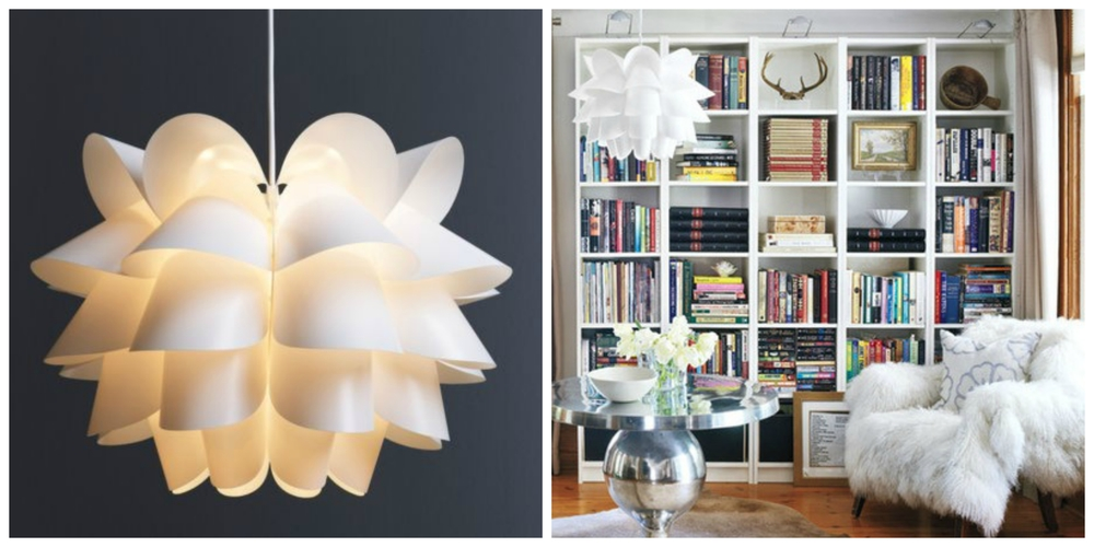 Stella loves the ultimate ikea shopping list stella the stars please dont hate me i know its kind of a knock off of design genius poul henningsens artichoke lamp but not everyone can afford the real deal mozeypictures Image collections