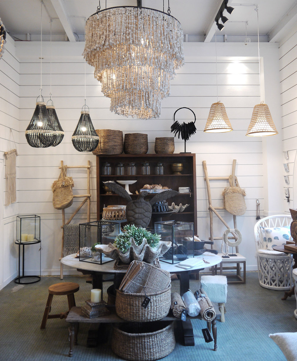 Tribe's new showroom is a fabulous collection of unique and sustainable pieces