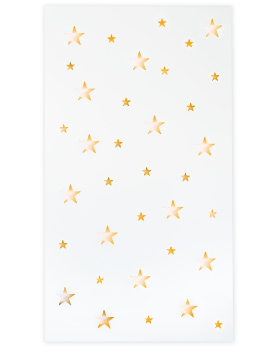 One of Stella's favourite pieces is the Star Bright wall panel which comes with an LED back lighting... Already on Stella's list to Santa...