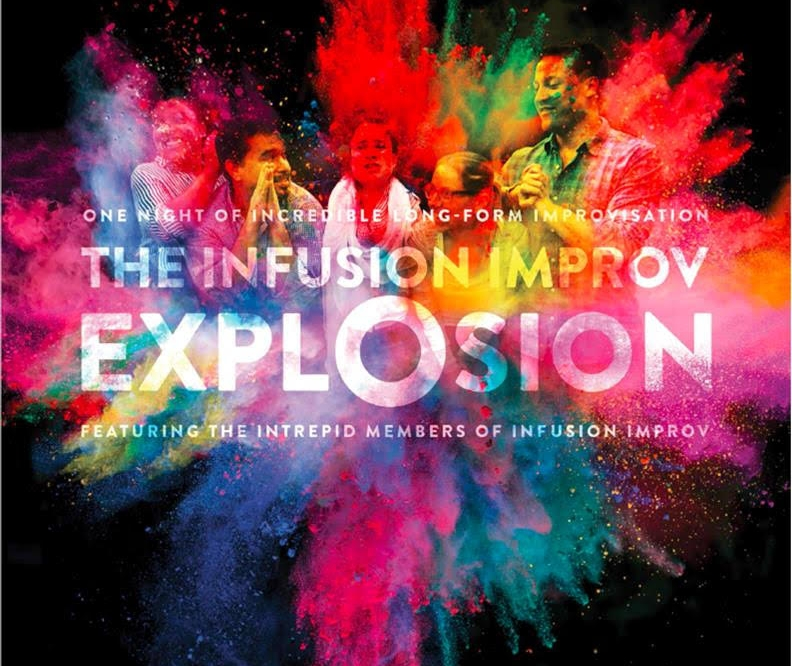Infusion Improv with instructor Ben Hauck-  Guest Improvisor