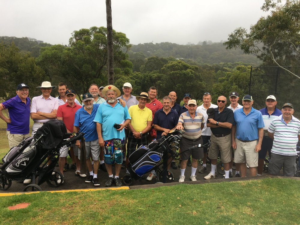 Avalon Golf Course Members